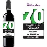 Etiquette personnalis e bouteille vin - Bureau en gros etiquettes personnalisees ...