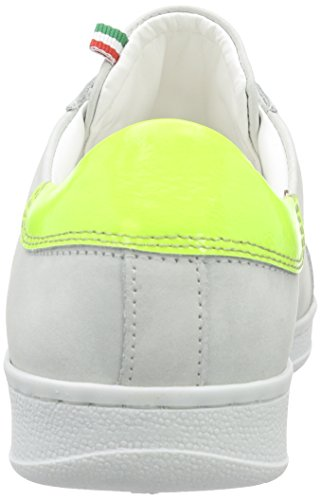 Pantofola d'Oro - Felicita, Scarpe da ginnastica Donna Multicolore (Mehrfarbig (BRIGHT WHITE NEW / SULPH))