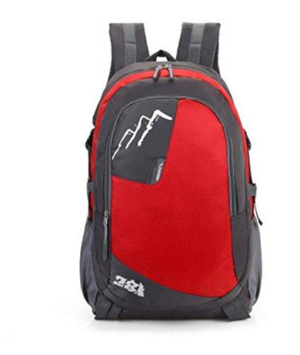 HCLHWYDHCLHWYD-casuale borsa a tracolla afflusso di sesso femminile studenti delle scuole superiori borsa del computer dello zaino di sport all'aria aperta uomini borsa zaino alpinismo multifunzionali 1