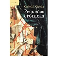 Peque?as cr?nicas (Paperback)(Spanish) - Common