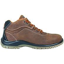 Exena Cronos - Calzado de protección laboral, talla 45, color marrón