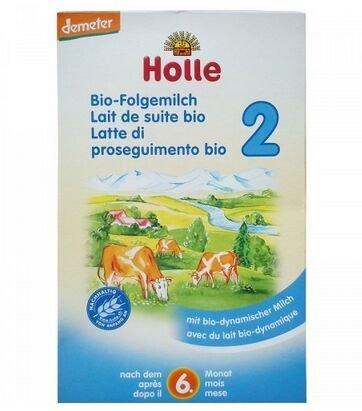 Holle Bio Bio-Folgemilch 2 (4 x 600 gr)