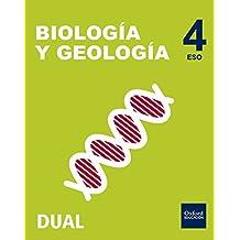 Pack Inicia Dual Biología Y Geología. Libro Del Alumno - 4º ESO - 9780190502638
