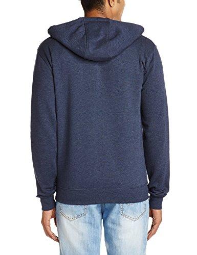 DC Shoes rebel3Herren Sweatshirt Heather Charcoal fr: Dunkelblau