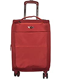 Texas USA - Exclusive Range Of Imported Soft Luggage Trolley - 24 Inch - Medium Size - Check-in Baggage_3333