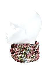 PARIS VINTAGE MAP - MULTIFUNCTIONAL HEADWEAR NECKWARMER/SCARF - RUFFNEK® - For Men, Women & Children by RUFFNEK®