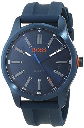 fbda76d34646 Hugo Boss Orange Reloj Análogo clásico para Hombre de Cuarzo con ...