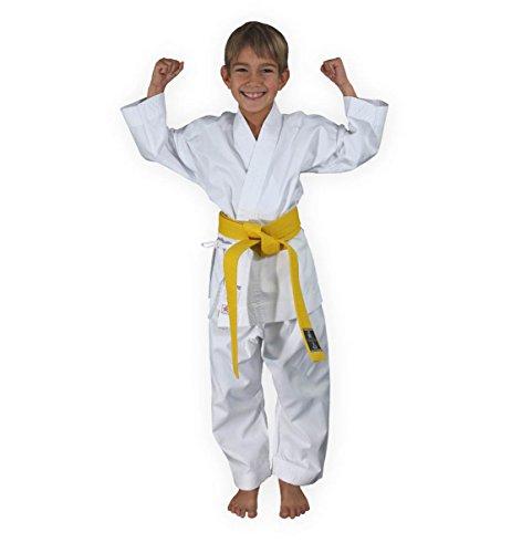 Kinder Karate Anzug - TORA (inkl. gratis Kinder Karategürtel)