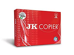 JK Copier - A4, 75 GSM, 1 Ream (500 Sheets)