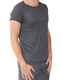 Twin Pack of Mens Thermal Short Sleeve