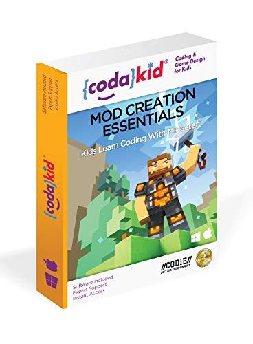 Coding für Kinder mit Minecraft - ab 8 Jahren Lernen Sie echte Computer-Programmierung und Code erstaunliche Minecraft-Mods mit Java - preisgekrönte Online-Kurse (PC und Mac) - Java-programmierung Tutorial