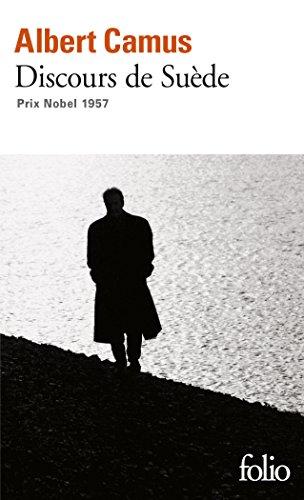 Discours de Suède par Albert Camus