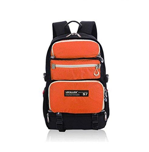 Wmshpeds Alpinismo Outdoor zaino sport moda borsa a tracolla multi - funzionale business borsa per computer multi-scopo borsa dello studente C