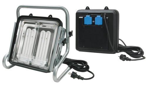Brennenstuhl Power Jet-Light 2 x 36 Watt IP54 Strahler Outdoor, 1172600