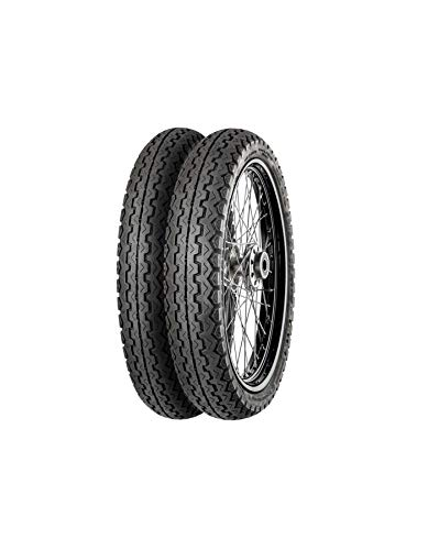 CONTINENTAL 2.75-18 48P CONTICITY REINF. F/R TT -/110/R18 48P - A/A/70dB - Moto Pneu