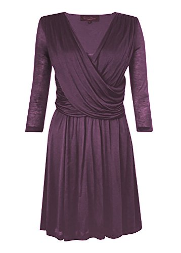 Great Plains - Robe - Femme Violet - Prune