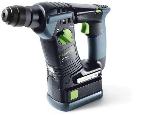 Preisvergleich Produktbild Festool Akku-Bohrhammer BHC 18 Li 5,2-Plus
