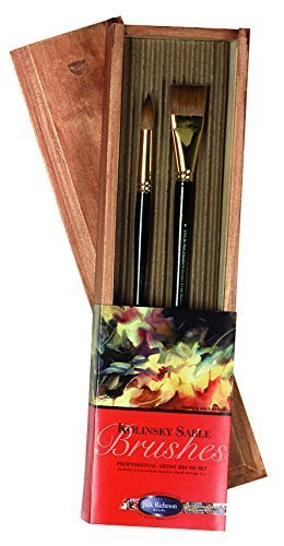 jack-richeson-pure-red-sable-in-a-wood-box-set-of-2-by-jack-richeson-company