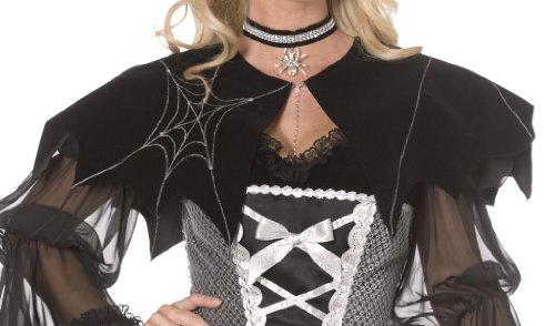 Fever Boutique Spider Web Cape [Spielzeug] (Spider Web Cape Kostüm)