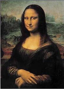 International Publishing 0901N16180b-La Gioconda-Mona Lisa, clásica Puzzle