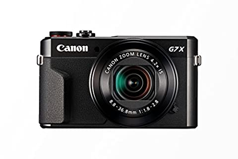Canon PowerShot G7 X Mark II Digitalkamera mit klappbarem Display