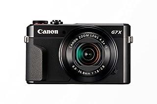 Canon PowerShot G7 X Mark II Digitalkamera (mit klappbarem Display, 20,1 MP, 4,2-fach optischer Zoom 7,5cm (3 Zoll) LCD-Display, Touchscreen) schwarz (B01BYERRUG) | Amazon Products