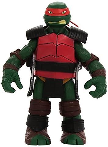 Tortues Ninja - 5472 - Figurine Articulée Raph Avec Accessoires 25 Cm