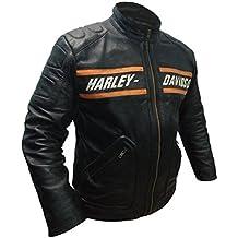 Blouson de moto harley femme