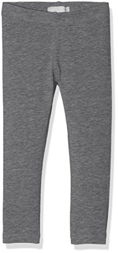 (NAME IT Mädchen Hose Nitvivian Legging NMT Noos, Grau (Dark Grey Melange), 128)