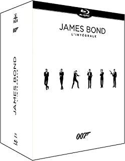 Bond : Integrale 23 films (version 2015) - Cof 23 Blu-ray + 1 Blu-ray bonus inédit (B00ZVFT1G8) | Amazon price tracker / tracking, Amazon price history charts, Amazon price watches, Amazon price drop alerts