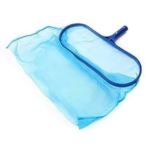 Mchoice Leaf Rake Mesh Frame Net Skimmer Cleaner Swimming Pool Spa Tool
