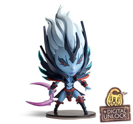 Dota-2-Demihero-25-Vengeful-Spirit-Vinyl-Figure-Digital-Unlock-by-Valve