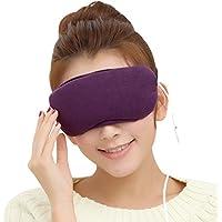 USB-Heizung Schlafmaske & Augenmaske für Frauen & Frauen & Kinder USB-Aufladung Cotton Eye Cover mit High-End-Geschenkpapier preisvergleich bei billige-tabletten.eu