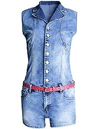 1eff7ee4623a Amazon.es: monos de mujer cortos - 20 - 50 EUR / Pantalones cortos ...