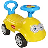 Luvlap Bruno Baby Ride On (Yellow)