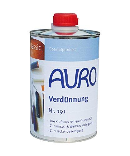 Preisvergleich Produktbild AURO Verdünnung - Nr. 191 - 1,0 l