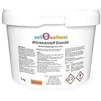 Oxígeno activo granulado/Oxígeno granulado/O² de granulado–3,0kg