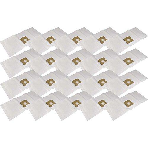 20 Staubsaugerbeutel aus Microvlies passend für Ecolab Floormatic Blue Vac 11