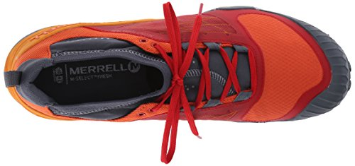 MerrellALL OUT TERRA TRAIL - Scarpe da Trail Running Uomo Arancione (Arancio (arancione))