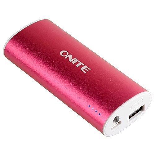 Onite 5600mah Caricabatterie Portatile Universale USB Batteria