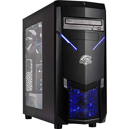 One Gaming Force X5 Komplett-PC AMD Ryzen 7 2700 (8 x 4.10 GHz) NVIDIA GeForce RTX 2080 Ti (11 GB GDDR6) 32 GB DDR4 Arbeitsspeicher 1000 GB SSD 4 TB