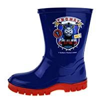 Lora Dora Thomas The Tank Engine Boys Wellington Boots Blue