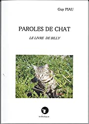 PAROLES DE CHAT: Le Livre de Billy