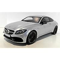 Mercedes Benz C63 AMG Coup Serie 1:32 Modellauto OEM lizenziert von Daimler Sammlermodell Neu rot