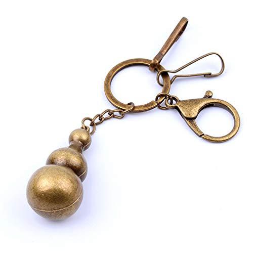 lanhänger, Vintage Kürbis Schlüsselanhänger Unisex Persönlichkeit Mode Anhänger/kreative Schlüsselanhänger/Hose Kette/Taille Ornament/Geschenk ()