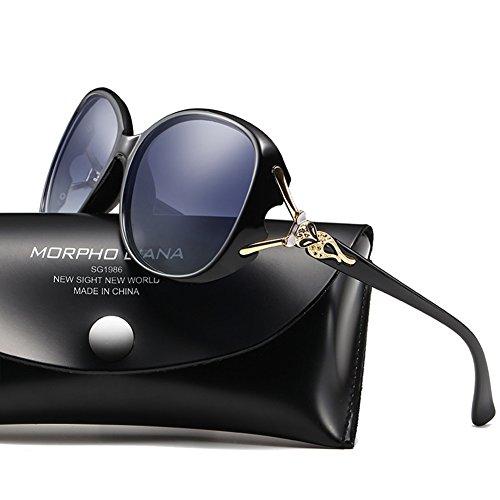 Cj occhiali da sole polarizzati da donna moda 2018, 010