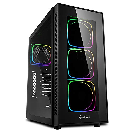 Sedatech PC Gamer Watercooling Intel i9-9900KF 8X 3.6Ghz, Geforce RTX 2080Ti 11Go, 32Go RAM DDR4, 1To SSD NVMe 970 Evo, 3To HDD, USB 3.1, WiFi, Bluetooth. Unité Centrale, sans OS