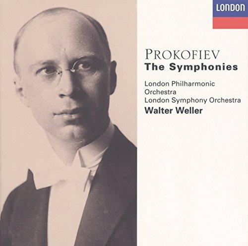 Prokofiev: Symphonies 1-7 / Russian Overture (Prokofiev 2 Symphony)