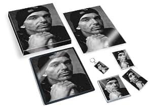 BILLY BOB THORNTON - Original Art Gift Set #js001 (Includes - A4 Canvas - A4 Print - Coaster - Fridge Magnet - Keyring - Mouse Mat - Sketch Card)