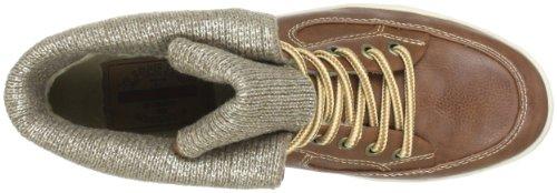 s.Oliver Casual 5-5-23200-31 Damen Sneaker Braun (MUSCAT 311)
